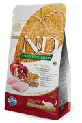 N&D AG Cat Neutered Chicken&Pom. 300g